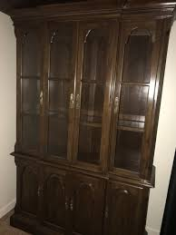 ethan allen china cabinet outdoor china closet lovely ethan allen china cabinet ebay