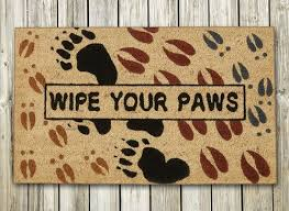 Buy Artsy Doormats Wipe Your 9 Best Shop Doormats Images On Pinterest Cottage House In