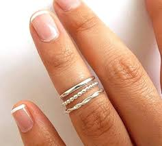 knuckle rings silver images Knuckle rings silver silver knuckle rings set neelumvalley jpg