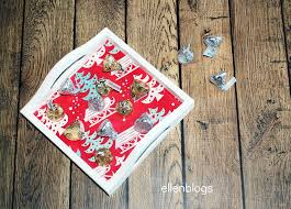 christmas table favors to make christmas party favors to make for your party