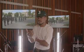 chance the rapper trashes trump transgender ban in emmys musical