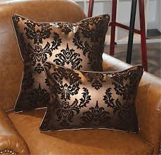 Leather Home Decor by Compare Prices On Leather Cushion Covers Online Shopping Buy Low