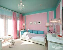 Green And Pink Bedroom Ideas - modern style girls bedroom ideas blue and pink with aqua blue