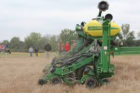 John Deere Planters by Equipment Companies Showcase Their Newest At Farm Science Review