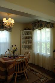 Curtains Seattle Dining Room Makeover Fresh Paint White Trim Toile Curta U2026 Flickr