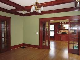 Arts And Crafts Home Interiors Hardwood Floor Also Glass Windows Sink Area Under Bathroom Among