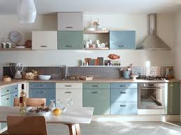 cuisine style nordique cuisine scandinave vintage idées décoration intérieure