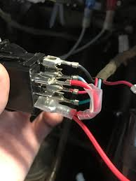winch switch can am commander forum