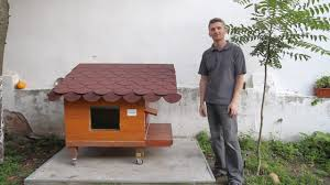 Cat House Building Plans Outdoor Cat House Plans Myoutdoorplans