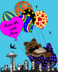 seattle balloon delivery balloon delivery seattle gift baskets delivery seattle