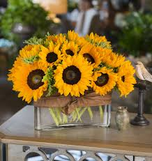 sunflower bouquet sunflower bouquet in pasadena ca jacob maarse florists