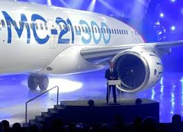 bid air new russian jet takes to air in bid to rival airbus and boeing