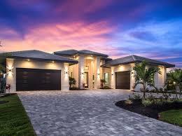 florida modern homes modern design cape coral real estate cape coral fl homes for