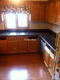 granite countertop cabinet boxes without doors brushed metal