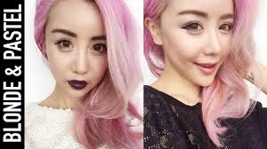 bleaching asian or dark hair to blonde or pastels everything you