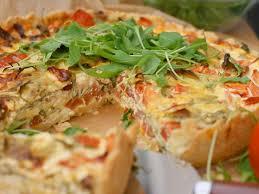 cuisiner une quiche quiche provençale recette de quiche provençale marmiton