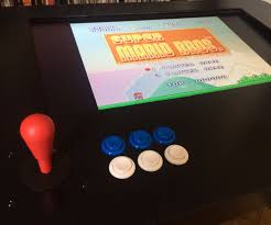 raspi two player arcade coffee table 7 steps with pictures