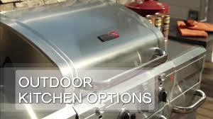 outdoor kitchen design tips video hgtv