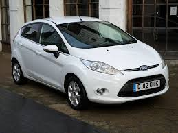 used car used ford fiesta titanium econetic 1 6tdci 5dr only