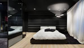 black and white bedroom carpet minimalist dark brown color matched