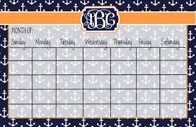 design your own desk calendar monthly personalized desk pad personalized desk planner