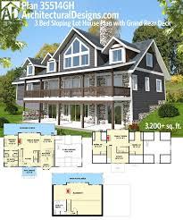 front sloping lot house plans sloping lot house plans webbkyrkan webbkyrkan