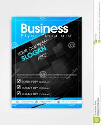 professional brochure design templates professional flyer template or brochure design stock