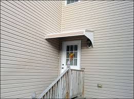 Awning For Back Door Aluminum Awnings On The Front And Back Door American Awning