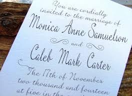 How To Make Invitation Card For Wedding Handwritten Wedding Invitations Marialonghi Com