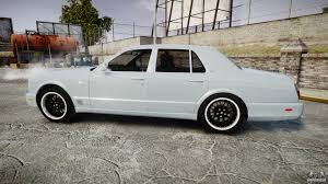chrome bentley bentley arnage t 2005 rims1 chrome для gta 4