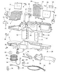 2006 dodge ram 2500 air conditioning schematic 28 images parts