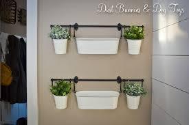 diy indoor herb planter