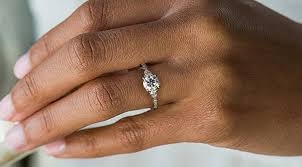 engaged ring meghan s engagement ring here s how to style