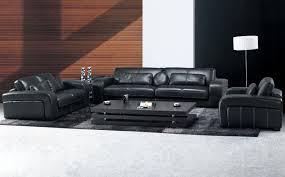 black leather living room set modern house awesome black leather chairs set for living room with carpet ceramic