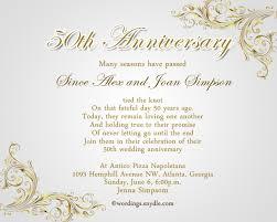 greetings for 50th wedding anniversary 50th wedding anniversary party invitation wording wordings and