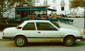 opel ascona 2017 1983 opel ascona specs and photos strongauto