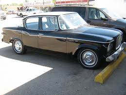 Power Of Attorney To Sell Car by Studebaker Lark Wikipedia