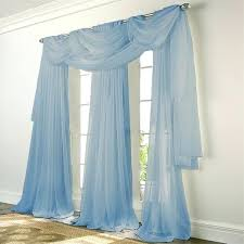 Navy Blue Curtains Walmart Sheer Blue Curtains U2013 Teawing Co