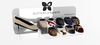 butterfly twists butterfly twists appoints design to develop pos displays