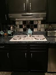 how to do a kitchen backsplash tile cheap way to cover ur kitchen backsplash tile hometalk