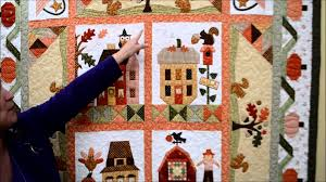 Stanly Lane Napa Pumpkin Patch by Pumpkin Patch Lane Video For International Quilt Market Pumpkin