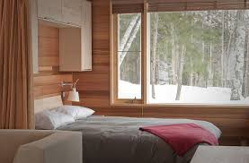 engaging brown wood glass cool design small bedroom wall wood wall