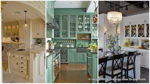 glass kitchen cabinets ideas 30 gorgeous kitchen cabinets for an interior decor