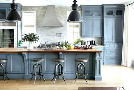 kitchen with butcher block island kitchen gray kitchen island white inset cabinets with a