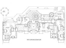 chateau floor plans renderings of a chateau in nigeria by dalessio inspired
