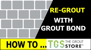 replace tub and shower grout youtube