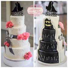batman wedding cake toppers batman wedding cake for the groom batman weddingcake