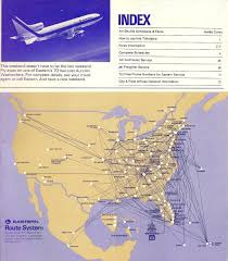 Delta Airlines Route Map by Oregon Aviation Thread Part 4 Page 3 Airliners Net