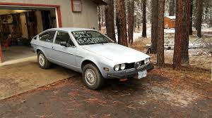 classic alfa romeo sedan 1976 alfa romeo alfetta for sale near bonanza oregon 97623