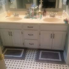 Bathroom Countertop Height Making A Bathroom Vanity Taller Hometalk